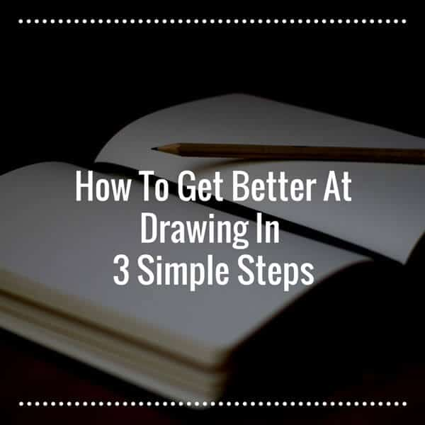 Self learn drawing step