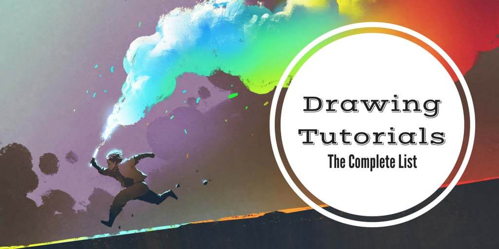 Drawing Tutorials Feature Image