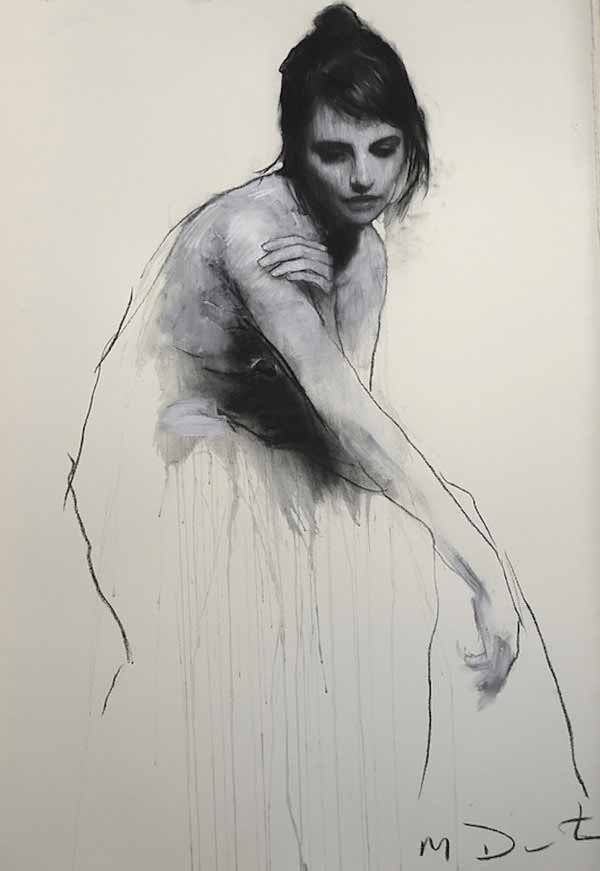 Mark Demsteader Female Pose