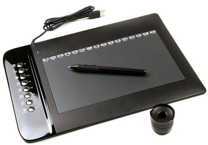 UGEE M1000L Drawing Tablet Short Review