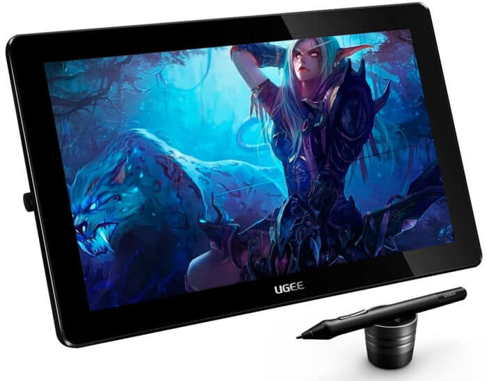 Ugee HK1560 Graphics Monitor Short Review