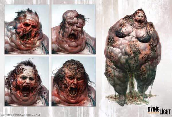 Fat Zombie Designs By Waldek Kaminski