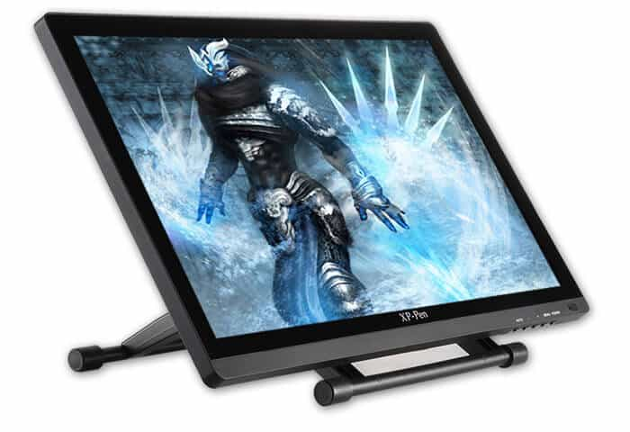 XP Pen Artist 22 Graphics Tablet Short Review