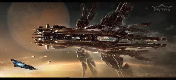 Jupiter Ascending Concept Art By George Hull