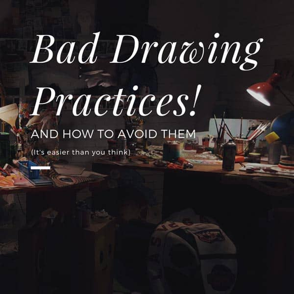 How To Get Good At Drawing