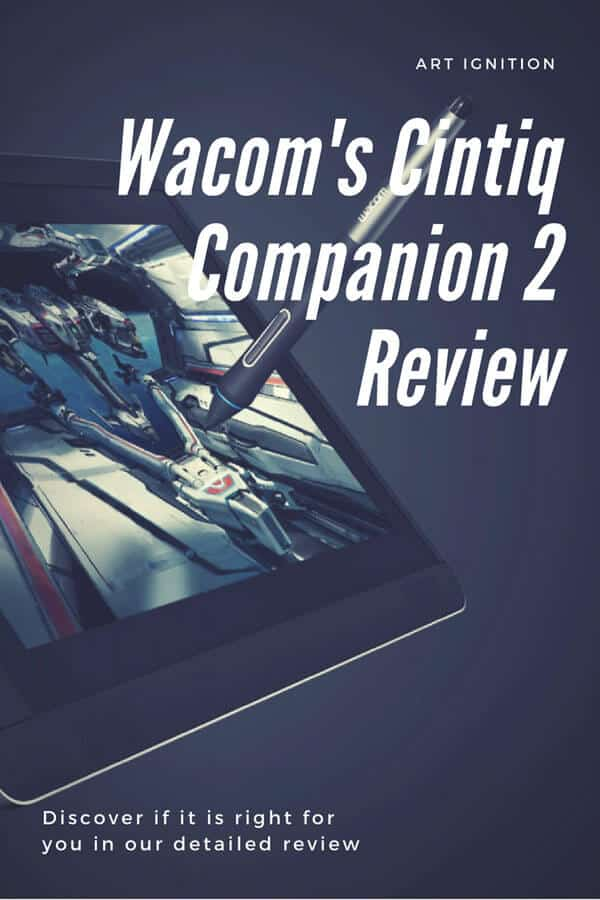 Wacom Cintiq Companion 2 Pinterest Graphic