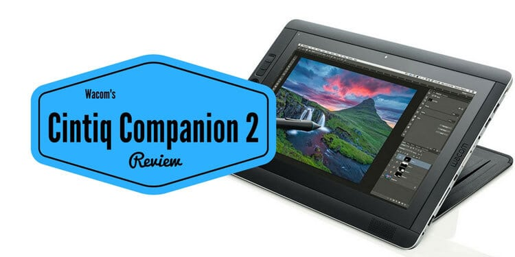 Wacom Cintiq Companion 2 Review Header