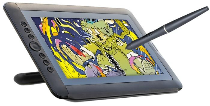 Artisul D13 13.3 Inch Drawing Tablet Small Review