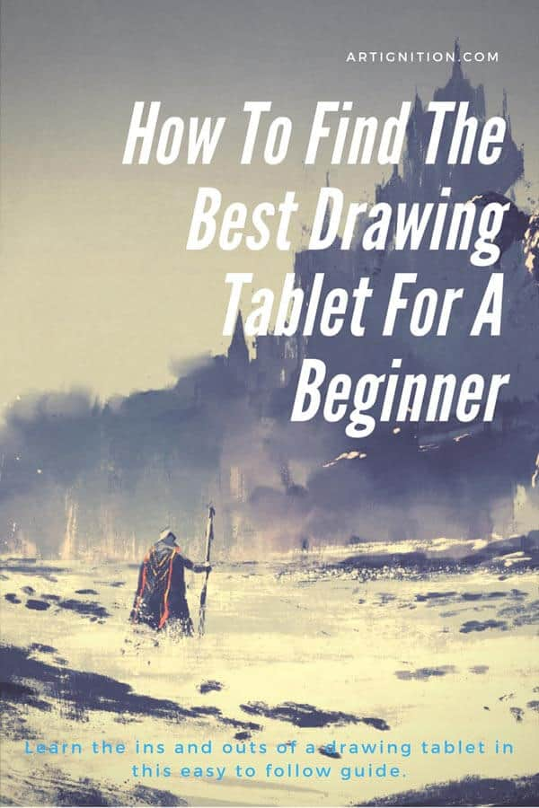 Beginners Drawing Tablets