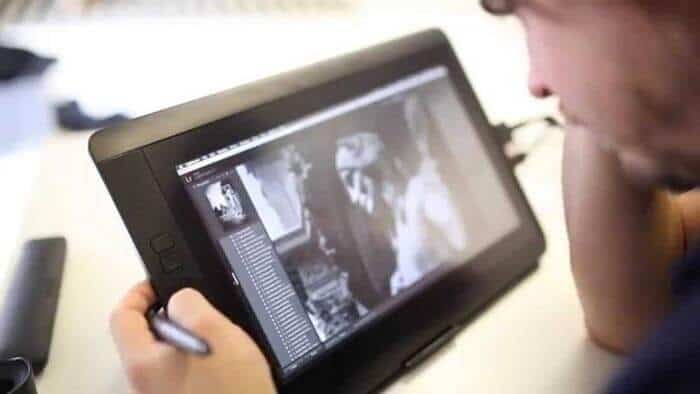Cintiq 13hd Screen
