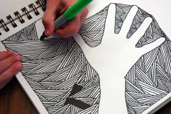 The Ultimate Guide To Positive Negative Space In Art