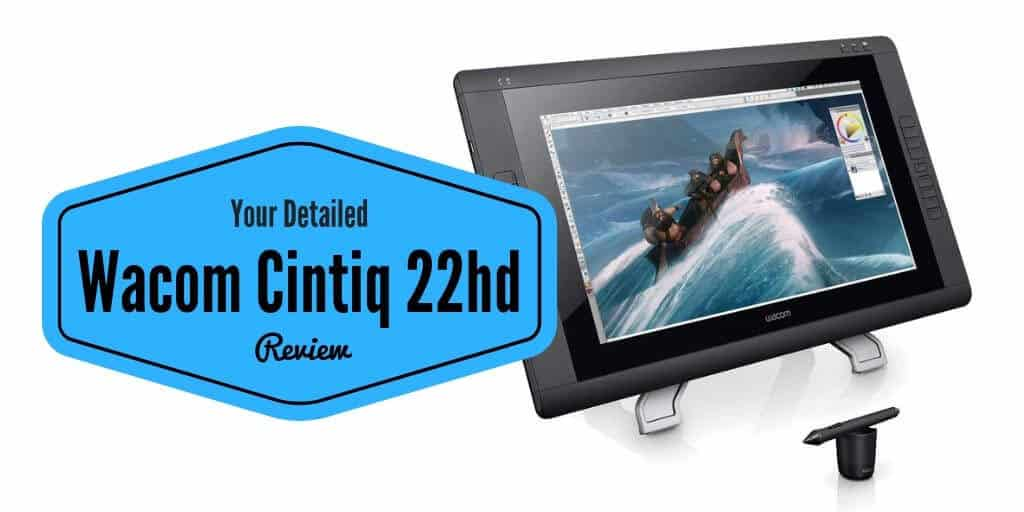 Wacom Cintiq 22HD Feature Image