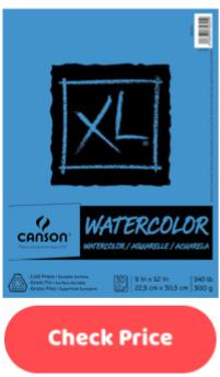 Buy Canson Xl Watercolor Paper