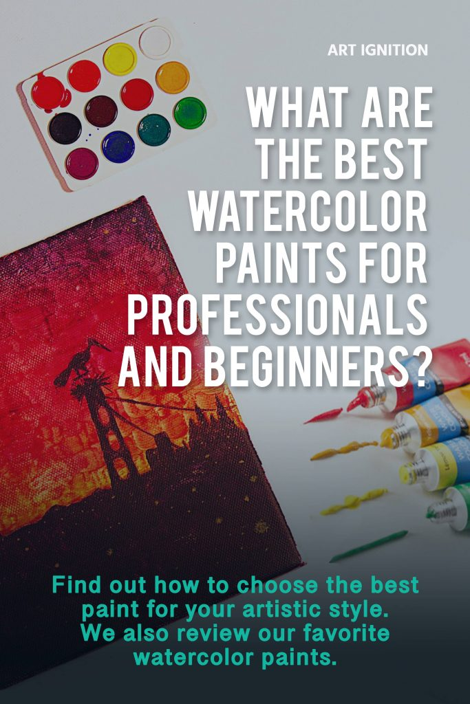 Best Watercolor Paints For Professional And Beginners
