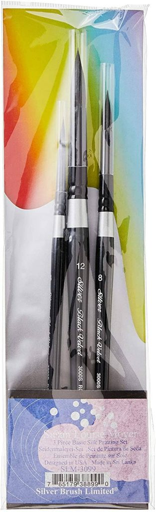 Silver Brush Basic Watercolor Set (the Susan Louise Moyer Selection)