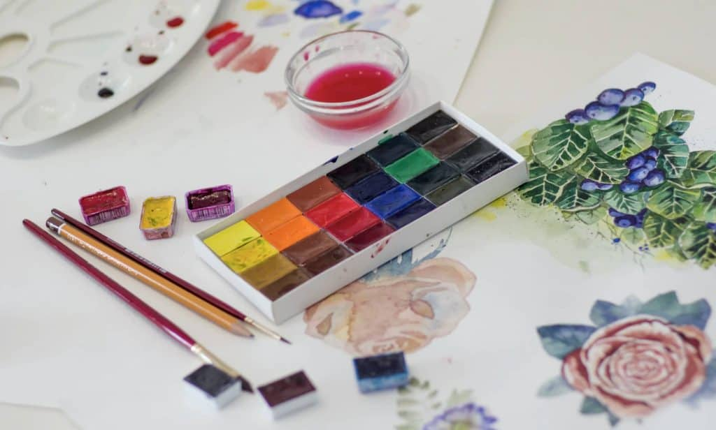 Watercolor Painting Essentials