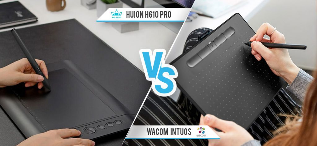 huion vs wacom