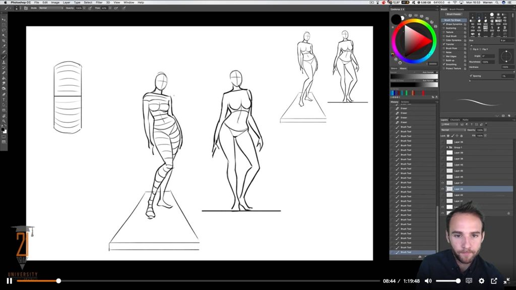 Perspective Preview On Draw 21