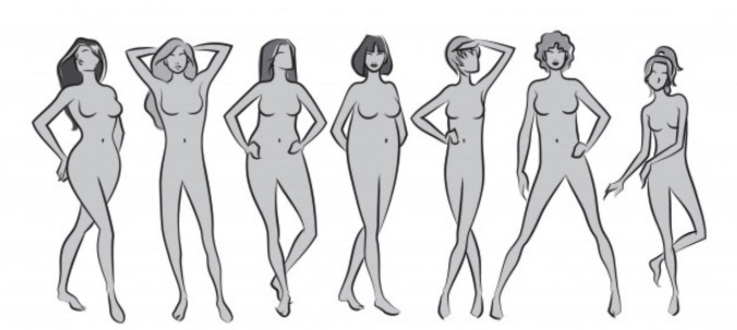 Body Proportions For Women