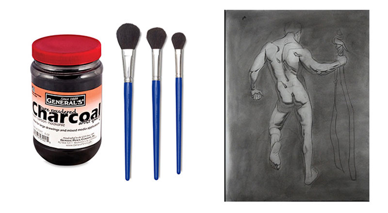 Drawing Supplies Suggested By Porko