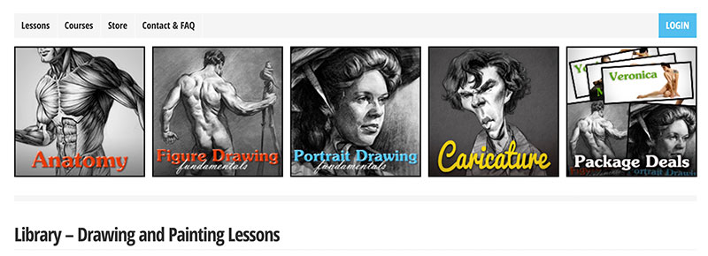 Proko Paid Drawing Courses