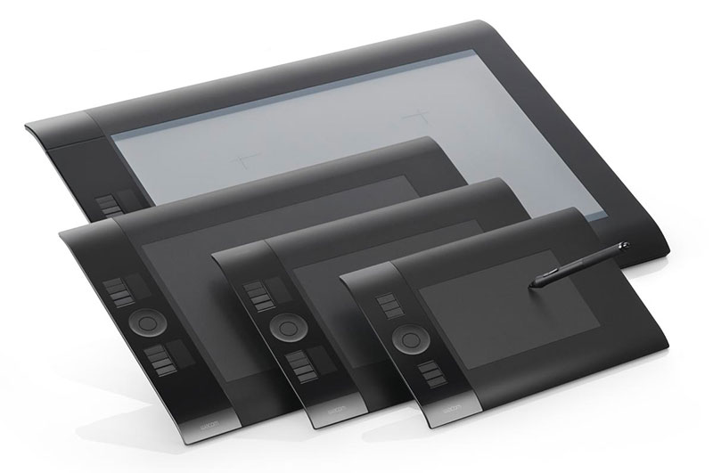 Sizes Of Intuos Drawing Tablet