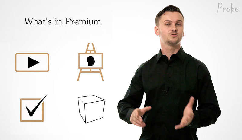 What Is In Premium